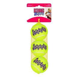KONG SqueakAir Balls 3pk, Medium