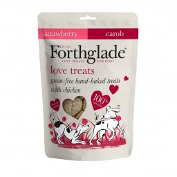 Forthglade Baked Biscuit Love Treats 150g