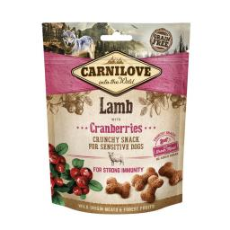 Carnilove Lamb with Cranberries 200g