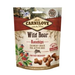 Carnilove Wild Boar with Rosehips 200g