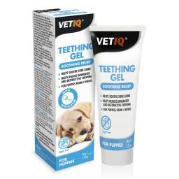 VetIQ Teething Gel for Puppies 50g