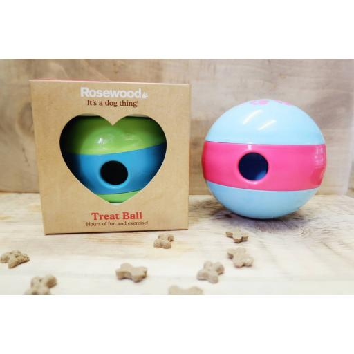 Rosewood Treat Ball Maze, M