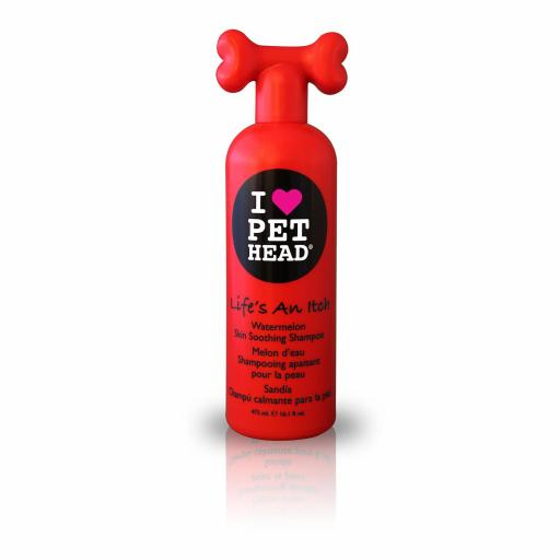Pet Head Life's An Itch 475ml
