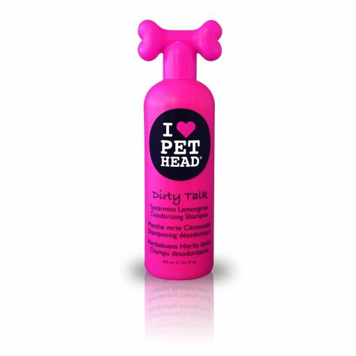 Pet Head Dirty Talk 475ml