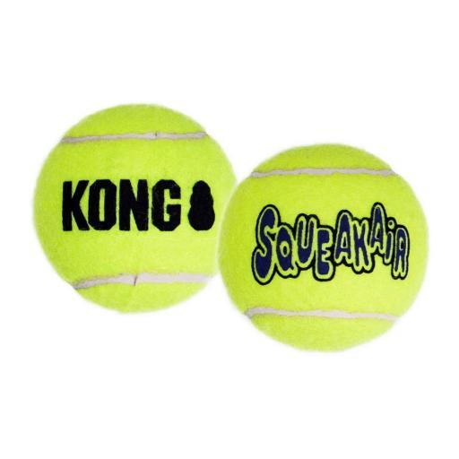 KONG SqueakAir Balls 2pk, Large