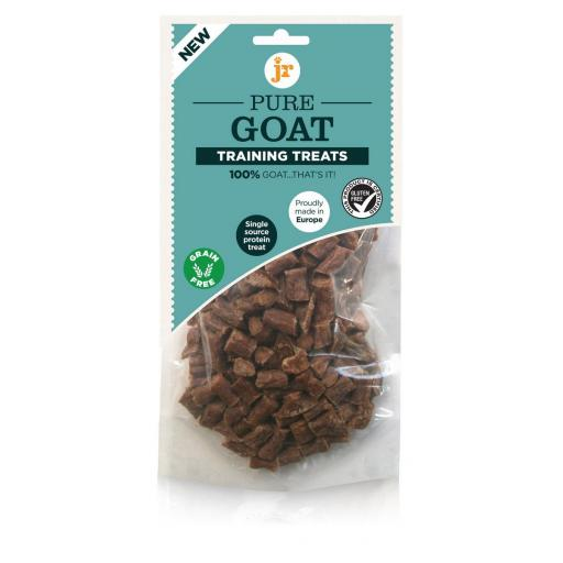 JR Pure Goat Training Treats 85g