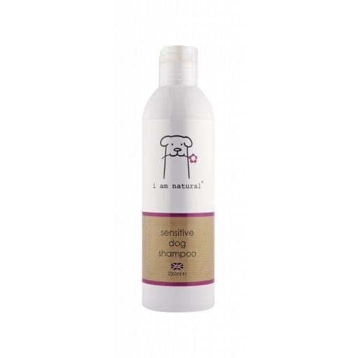 I Am Natural Sensitive Dog Shampoo 250ml