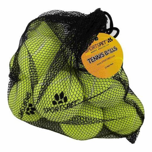 Sportspet Balls 12pk
