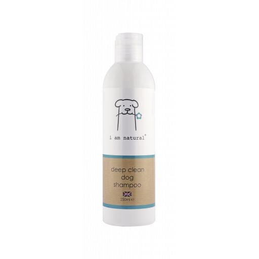 I Am Natural Deep Clean Dog Shampoo 250ml