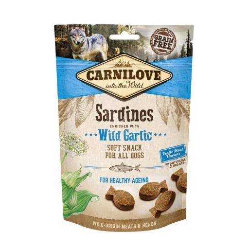 Carnilove Sardines with Wild Garlic 200g