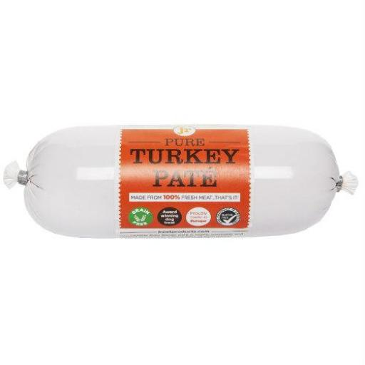 JR 400g Turkey Pure Pate