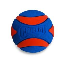 Chuckit! Ultra Squeaker Ball 2pk, Medium