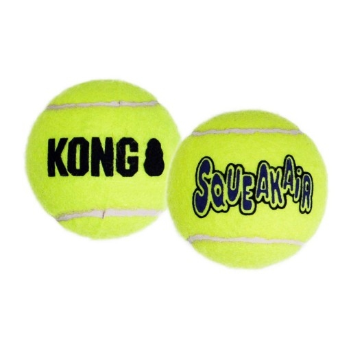 KONG SqueakAir Balls 3pk, Small