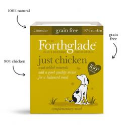 Forthglade Just Chicken (395g)
