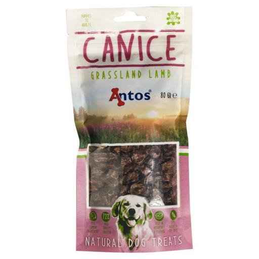 Antos Canice Grassland Lamb Treats 80g