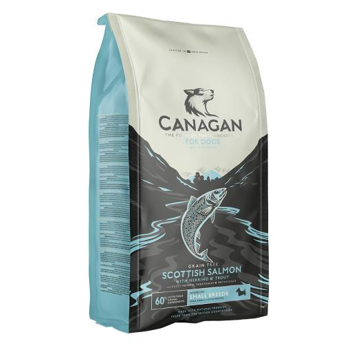 Canagan Small Breed Scottish Salmon Dog Food