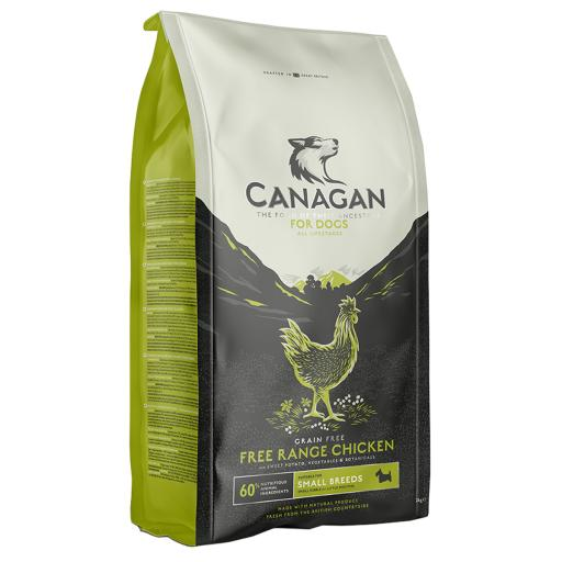 Canagan Small Breed Free-Range Chicken Dog Food
