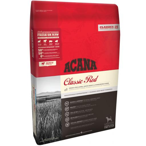 ACANA Classic Red Adult Dog Food 2kg
