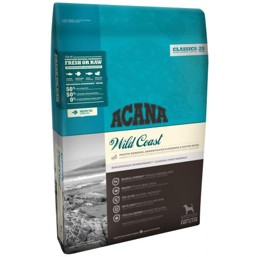 ACANA Classics Wild Coast Adult Dog Food 2kg
