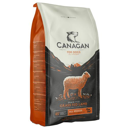 Canagan Grass-Fed Lamb Dog Food