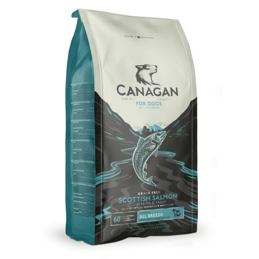 Canagan Scottish Salmon Dog Food