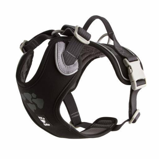 Hurtta Weekend Warrior Harness, Raven