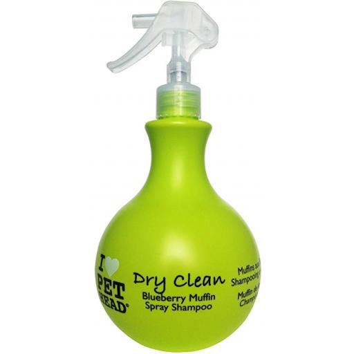Pet Head Dry Clean Shampoo Spray 450ml
