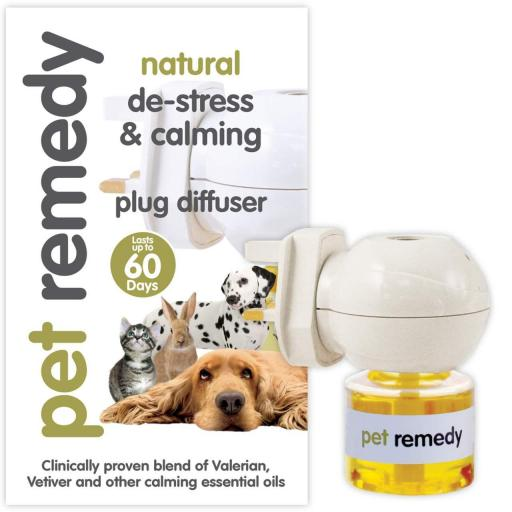 Pet Remedy Plug Diffuser 40ml