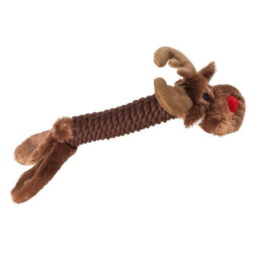 House of Paws Reindeer Rope Toy