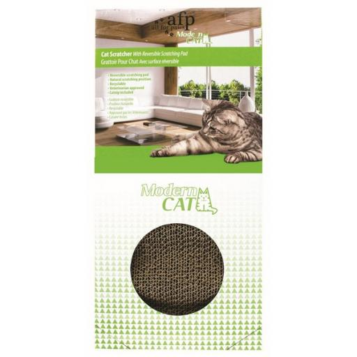 All For Paws Modern Cat Double Cat Scratcher