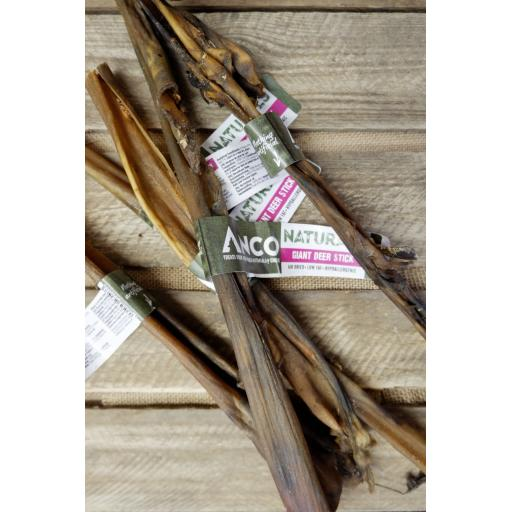 Anco Naturals Giant Deer Stick