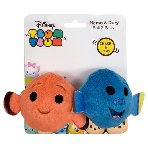 Tsum Tsum Nemo & Dory Ball 2Pc