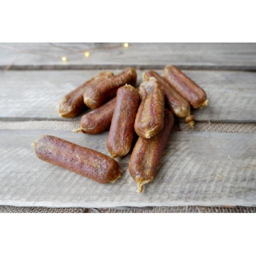 Antos Golden Paste Sausages