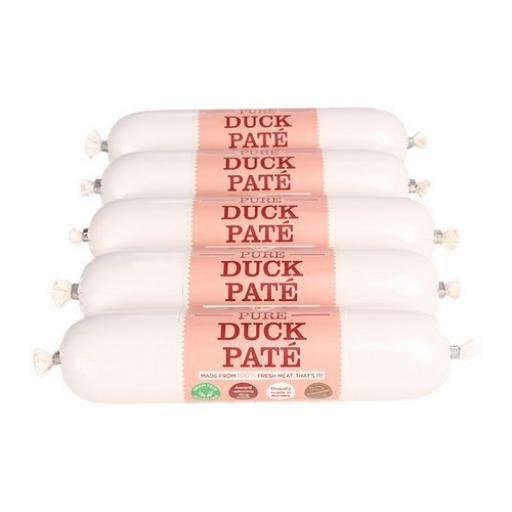 JR Duck Pure Pate 200g