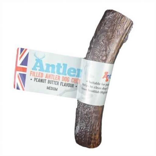 Antos Peanut Butter Filled Antler