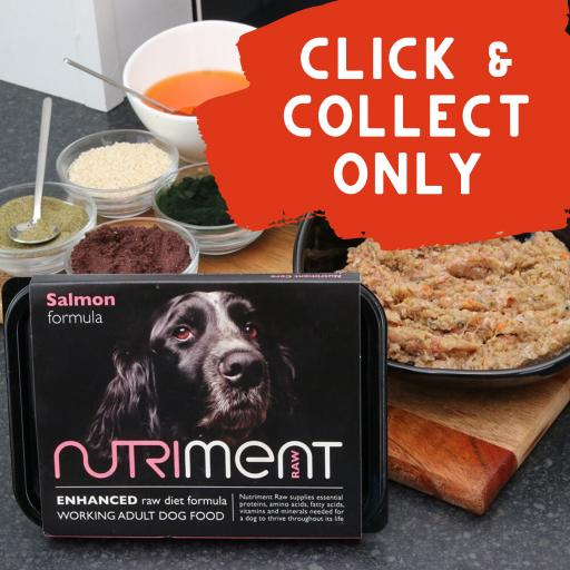 Nutriment Salmon & Chicken Formula - Adult