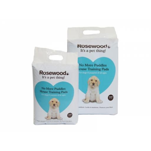 Rosewood Puppy Pads 7 Pack