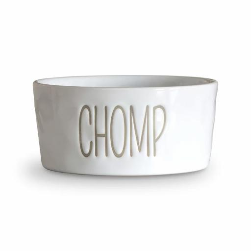 Tar Hong Ceramic Chomp Bowl
