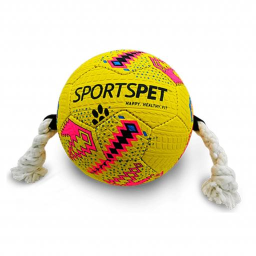Sportspet Football Size 3