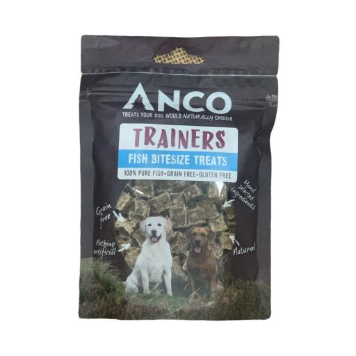 Anco Trainers Fish Bitesize Treats