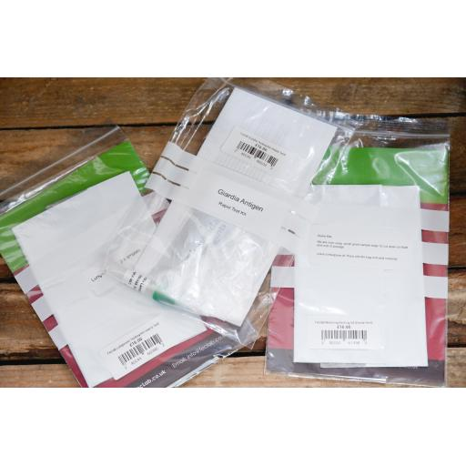 Feclab Worm Count Kit (Home Test)